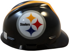 Pittsburg Steelers Right view