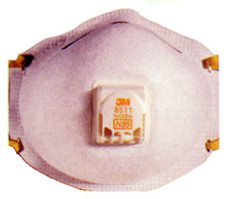 3M 8511 Particulate Respirator N95 (10 ct)
