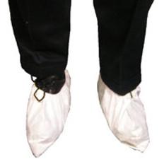 Dupont Tyvek® Fiber Shoe Covers Regular (100 pair per case)