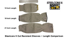"""Steelcore II Cut Resistant Sleeves 18 inch (SOLD BY """"EACH"""")"""