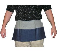 Denim 2 Pocket Carpenters Apron, 12 x 24 (12 per case)