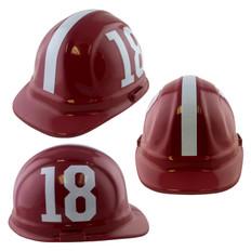 Alabama Crimson Tide Safety Helmets