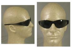 MCR Crews #CK112 Checkmate Safety Eyewear w/ Smoke Lens