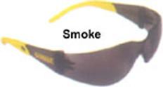 Dewalt #dpg54-2 Protector Safety Eyewear w/ Smoke Lens