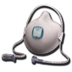 MOLDEX 2730 N100 Respirator with Handy Strap and Valve (5 per box)