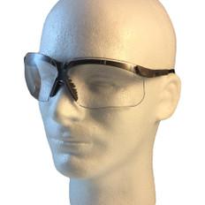 Uvex #S3220 Genesis Safety Eyewear Earth Frame w/ Clear Lens