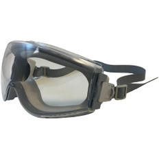 Uvex #S3960C Stealth Safety Eyewear Goggles w/ Clear Lens
