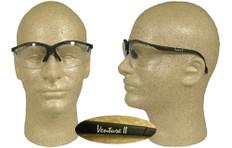 Pyramex #SB1810STC Venture II Safety Eyewear w/ Fog Free Clear Lens