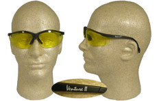 Pyramex #SB1830S Venture II Safety Eyewear w/ Amber Lens