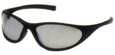 Pyramex #SB3370E Zone II Safety Eyewear w/ Silver Mirror Lens