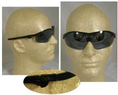 MCR Crews #ST117 Storm Safety Eyewear w/ Silver Mirror Lens