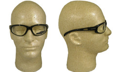Edge #sw111 Dakura Safety Eyewear w/ Clear Lens