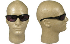 Edge #sw119 Dakura Safety Eyewear w/ Rose Mirror Lens
