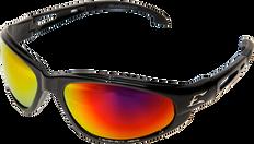 Edge #swap119 Dakura Safety Eyewear w/ Red Mirror Lens