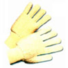 Terrycloth Glove with Knit Wrist (sold by the dozen)
