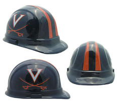 Virginia University Cavaliers Safety Helmets