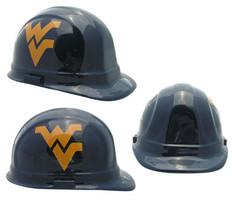 West Virginia University Mountaineers Safety Helmets