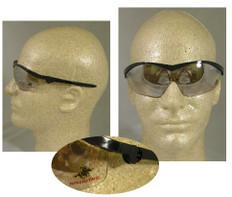 MCR Crews #WIN19 Winchester Safety Eyewear w/ Indoor Outdoor Lens