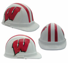 Wisconsin University Badgers Safety Helmets