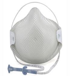 MOLDEX M2600 N95 Respirator with Handy Strap BLACK (15 per box)