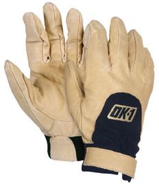 OK-FAV Anti-Vibration / Impact Gloves - Full Finger, Right Hand Only