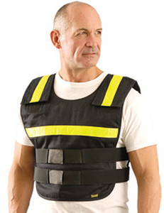 Premium Phase Occunomix FR Cool Vest Chevron Design