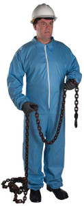 Posiwear FR Flame Resistant Suit w/ Hood, Elastic Wrists and Ankles (25 per case), Size 4XL