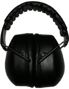Pyramex NRR 27 Black Earmuff
