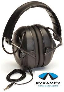 Pyramex Electronic Earmuff NRR 20