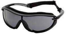 Pyramex #SB4620STP XS3 Plus Safety Eyewear w/ Fog Free Smoke Lens