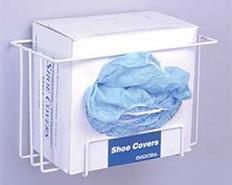 Shoe Cover Dispenser Rack