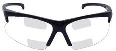 Smith and Wesson #OL3006CDS2.0i 30.06 Dual Reader Safety Eyewear w/ 2.0 Clear Lens