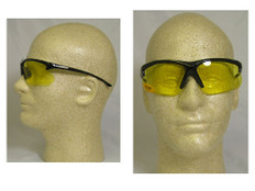Smith and Wesson #OL3006Y-250i 30.06 Reading Safety Eyewear w/ 2.5 Amber Lens