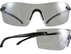 Smith and Wesson #3023024 Caliber Safety Eyewear w/ Fog Free Clear Lens