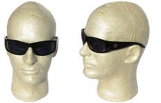 Smith and Wesson #3016316 Elite Safety Eyewear w/ Blue Mirror Lens
