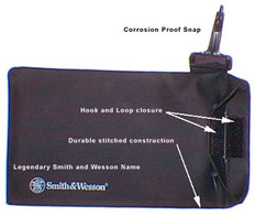 Smith and Wesson #SWCPi Safety Eyewear Carrying Cases