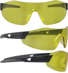 Smith and Wesson #3023381 44 Magnum Safety Eyewear w/ Amber Lens