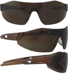 Smith and Wesson #3023382 44 Magnum Safety Eyewear w/ Brown Lens