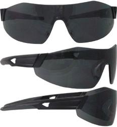 Smith and Wesson #3023379 44 Magnum Safety Eyewear w/ Fog Free Smoke Lens