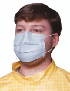 Tie Mask Elastic Band, Fluid Resistant (1000 per case)