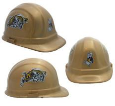 Navy Midshipmen Safety Helmets