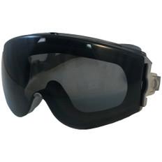Uvex #S3961C Stealth Safety Eyewear Goggles w/ Smoke Lens