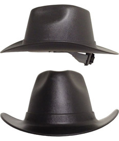 Occunomix Vulcan Cowboy Style Hard Hats With Ratchet Suspension