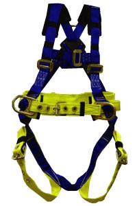 Work Master Big & Tall Harness (Three D-ring)