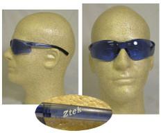 Pyramex #S2565S Ztek Safety Eyewear w/ Purple Haze Lens
