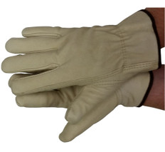 Premium Pigskin Driver with Thinsulate Lining (sold by the pair)