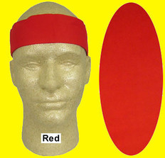 Occunomix #940-RED Miracool Cooling Bandannas Red Color
