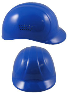 ERB Economy Safety Bump Caps Blue