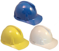 MSA Topgard Cap Style Hats With Fas-Trac Liners