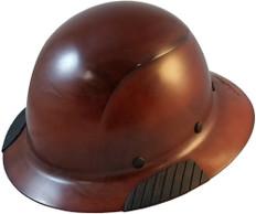 DAX Fiberglass Composite Full Brim Hard Hat - Natural Tan